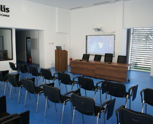 Multimedijalna sala - Pozorišna postavka